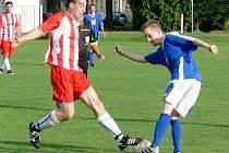Okresní přebor III. třídy ve fotbale: Dobruška B - Doudleby nad Orlicí B.