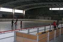 Zimní stadion v Rychnově nad Kněžnou
