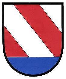 Znak Skuhrova nad Bělou.