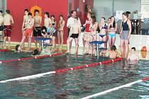Finálovým kolem vyvrcholila plavecká školní liga