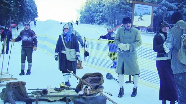 Mistrovství v historickém lyžování