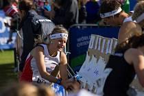 Rychnovská orientační běžkyně Denisa Kosová reprezentovala na mistrovství světa ve Skotsku.