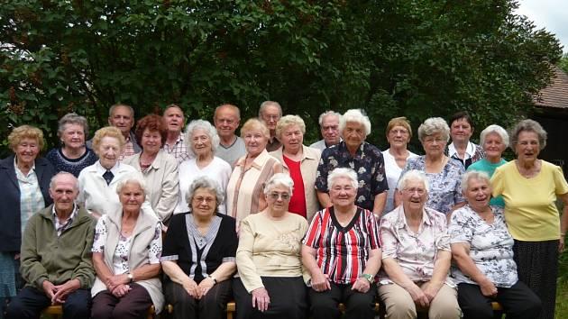Padesát let Klubu důchodců v Týništi nad Orlicí