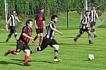 V pořádnou přestřelku se zvrhlo utkání okresního poháru v Doudlebách, kde Černíkovice vyhrály 8:4.