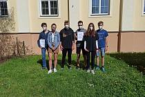 Rychnovské gymnázium zabodovalo v soutěžích.