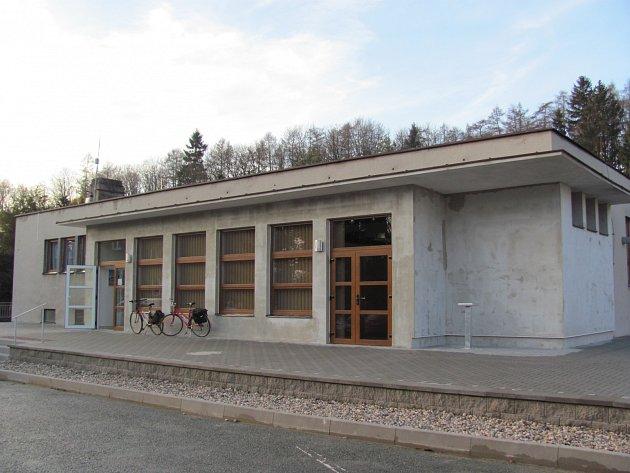 Kulturní dům v Kvasinách