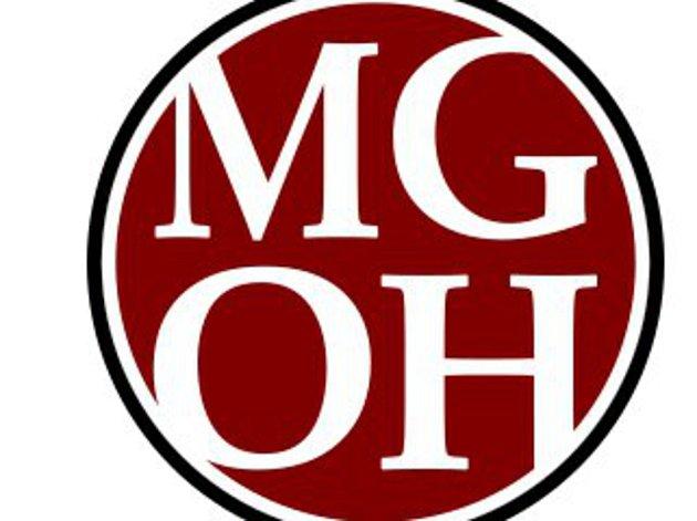 Nové logo Muzea a galerie Orlických hor.