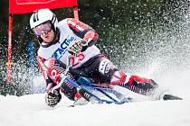 NEJRYCHLEJŠÍ. Pavel Čiháček suverénně ovládl letošní ročník Světového poháru v jízdě na skibobech.