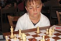 Na nejvyšší umístění dosáhl na mistrovství republiky v rapid šachu Radek Ševčík. mezi desetiletými skončil sedmý.