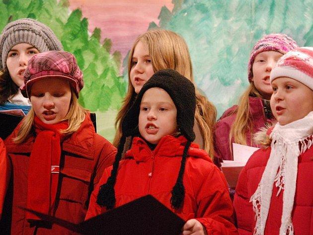 S Deníkem zpívaly nejen děti ale i dospělí