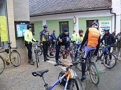 Členové dobrušského Tri Clubu připravili již jedenadvacátý ročník Novoroční cyklistické vyjížďky v podhůří Orlických hor