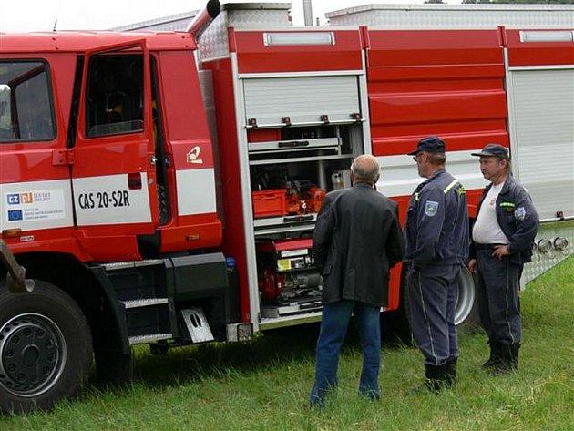 Sbor dobrovolných hasičů v Mělčanech oslavil 80. výročí založení