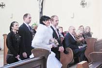Svatby na Rychnovsku 12. 12. 2012