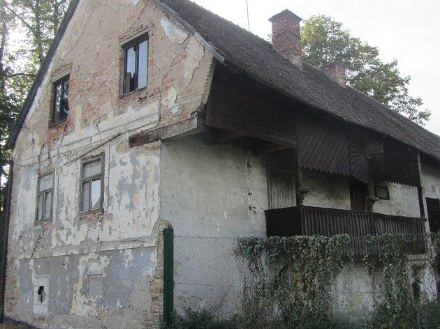 Hrnčířův mlýn vČeském Meziříčí.