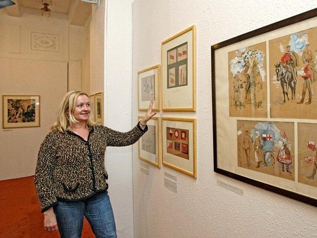 Výstava - Ilustrační foto