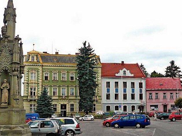 Kostelec nad Orlicí - ilustrační foto
