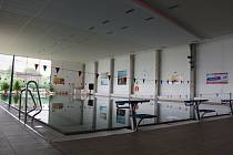 Plavecký bazén v Rychnově nad Kněžnou.