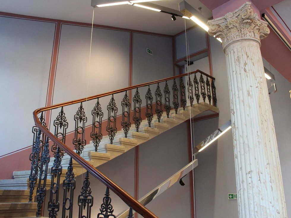 Rekonstrukce hořického muzea za 30 milionů. Zpřístupněno bude 26. dubna.