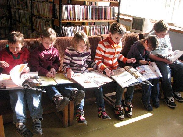 Žáci vknihovně poznávali život a dílo Karla Poláčka