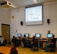 Digitalizace kostelecké Obchodní akademie T. G. Masaryka.