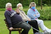 Domov důchodců. Ilustrační foto
