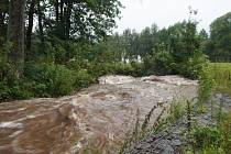 Řeka Bělá