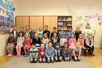 Základní škola Vamberk - 1. třída.