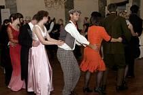 Dobový ples v potštejnském zámku