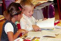 První školní den v opočenské základní škole