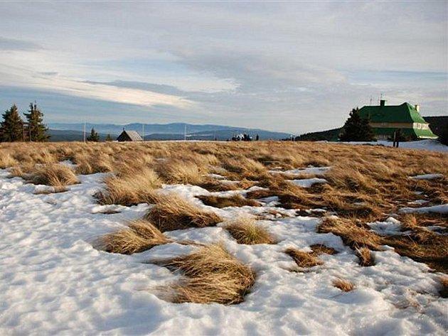 Všestranná turistika na hřebeni Orlických hor