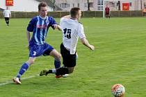 Krajský přebor ve fotbale: FC Spartak Rychnov nad Kněžnou - TJ Slovan Broumov.