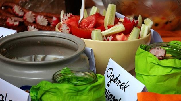Soutěž marmelád - Potštejn
