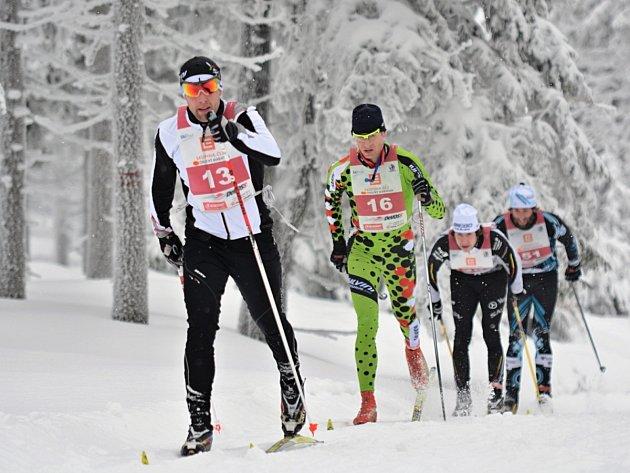Tradiční Orlický maraton se o víkendu nepoběží. Pořadatelé běžkařský závod přesunuli na březen.