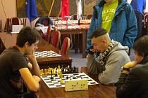 Studenti skončili v šachovém přeboru druzí