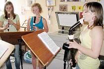 Dětský flétnový soubor Sarabanda
