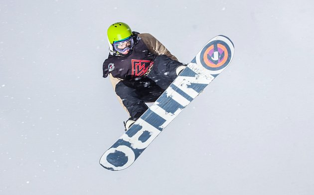 Snowboardový svátek objektivem Deníku