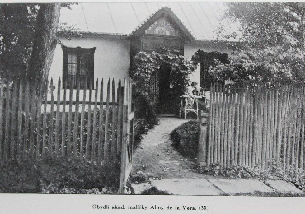 Letní domek Almy de la Vera.