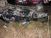 Na silnici č. I/11 u Lípy nad Orlicí se srazilo osobní vozidlo Volkswagen Jetta s nákladním automobilem Renault Premium. Osobní vůz skončil na střeše mimo vozovku, také nákladní vůz sjel mimo silnici. V osobním vozidle byly zraněny dvě osoby.