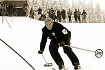 Mistrovství České republiky v historickém lyžování přiláká na Jurášku řadu cizinců