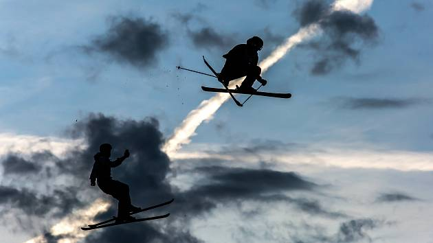 Soldiers - FIS Finále světového poháru v Big air v Deštném v Orlických horách