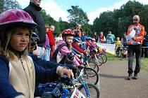 Cyklistický závod - Rychnov nad Kněžnou