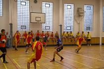 Středoškolská liga ve futsalu
