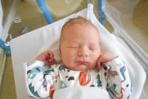 Filip Křížek poprvé vykoukl na svět 13. 2. 2021 v16:22 hodin. Vážil 4 230 g a měřil 53 cm. Hrdí rodiče Kristýna Štefanová a Patrik Křížek mají i dcerku Ellu. Tatínek byl u porodu a zvládl to skvěle.