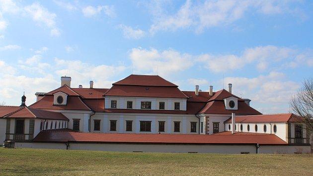 Zrekonstruovaný Kolowratský zámek v Rychnově