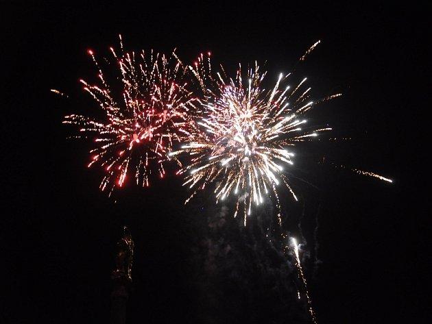Silvestr 2012 na Rychnovsku