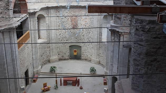 Neratovský kostel. Foto: Deník/Jana Kotalová