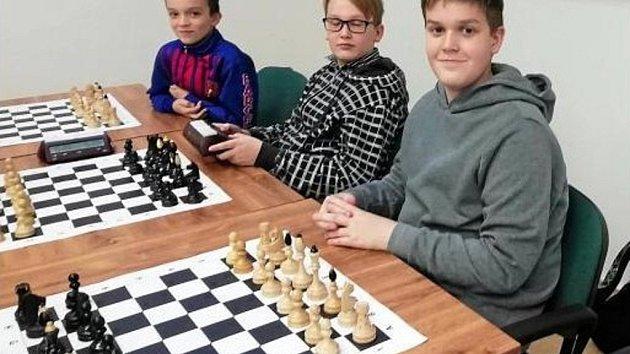 Okresní školy soupeřily v šachu.