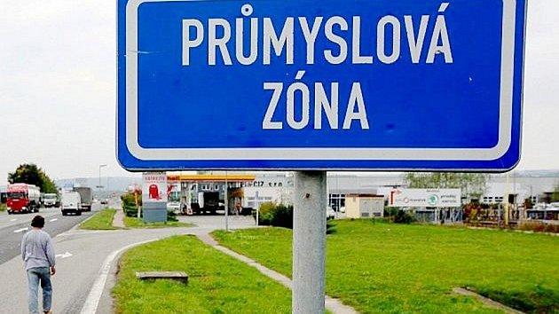 Průmyslová zóna na Rychnovsku, ilustrační foto