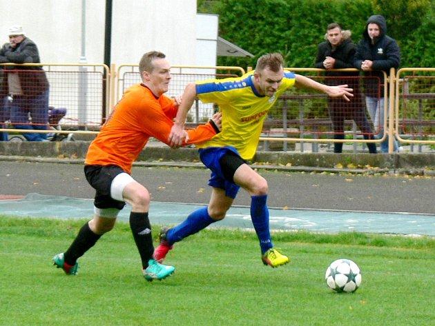 Krajská fotbalová I. A třída: SK Dobruška - MFK Trutnov B.