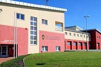 Stanice HZS v Rychnově nad Kněžnou.